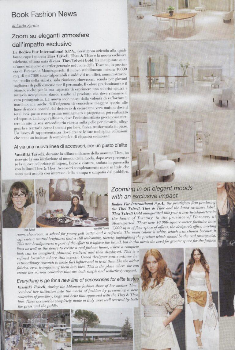 46 Book Fashion News - Thes Tziveli e Vassiliki Tziveli